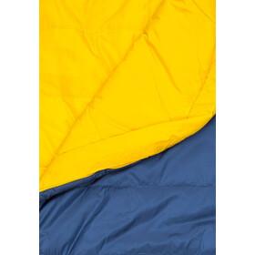 Haglöfs Tarius -5 Sacos de dormir 190cm, hurricane blue